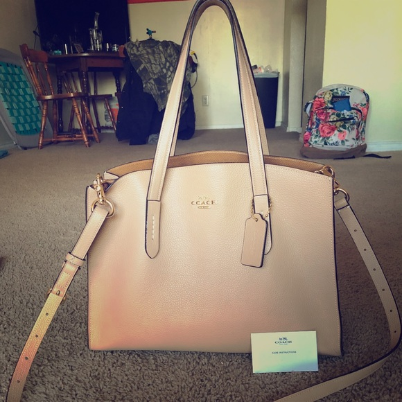 1c6a5367a8525 Coach Bags | Charlie Carryall Price Is Firm | Poshmark